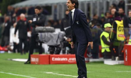 """Inzaghi: """"Abbiamo concesso troppo, ma quel rigore era netto"""""""