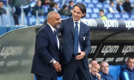 """Inzaghi carica la Lazio: """"Il terzo posto è possibile, voglio la Champions"""""""