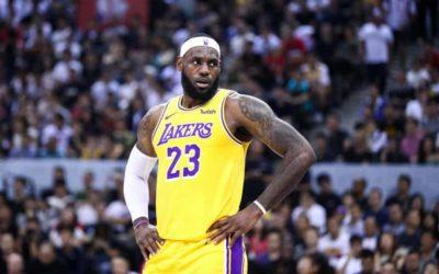 Lakers: vittoria con il brivido contro Phoenix guidati da un maestoso Lebron James