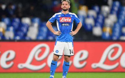Napoli: Mertens vorrebbe rimanere ma De Laurentiis è pronto a venderlo