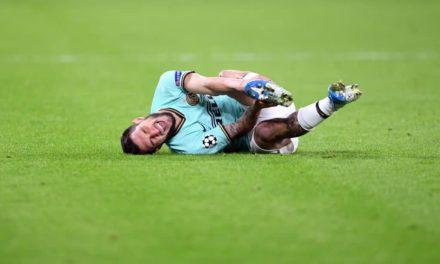 Politano si ferma: ennesimo infortunio per l'Inter