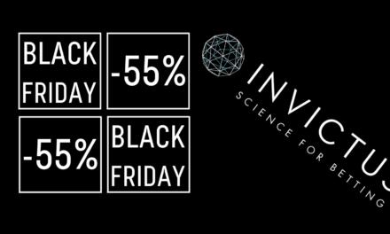 Anche da Invictus arriva il Black Friday!