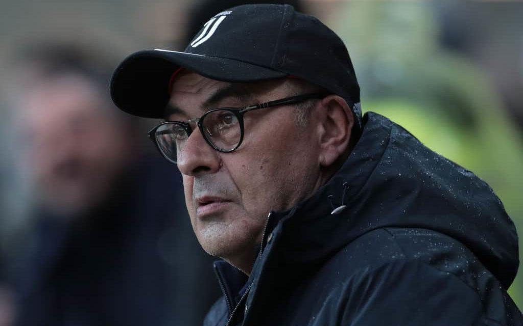 """Sarri: """"Abbiamo giocato bene, ma troppi errori arbitrali. Scudetto? C'è anche la Lazio"""""""