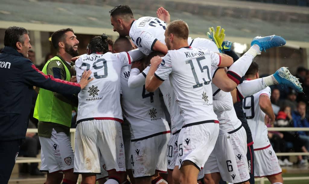 Atalanta Cagliari
