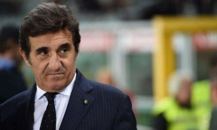 """Torino-Juventus, parla Cairo: """"De Ligt la prende di mano, il rigore era netto"""""""