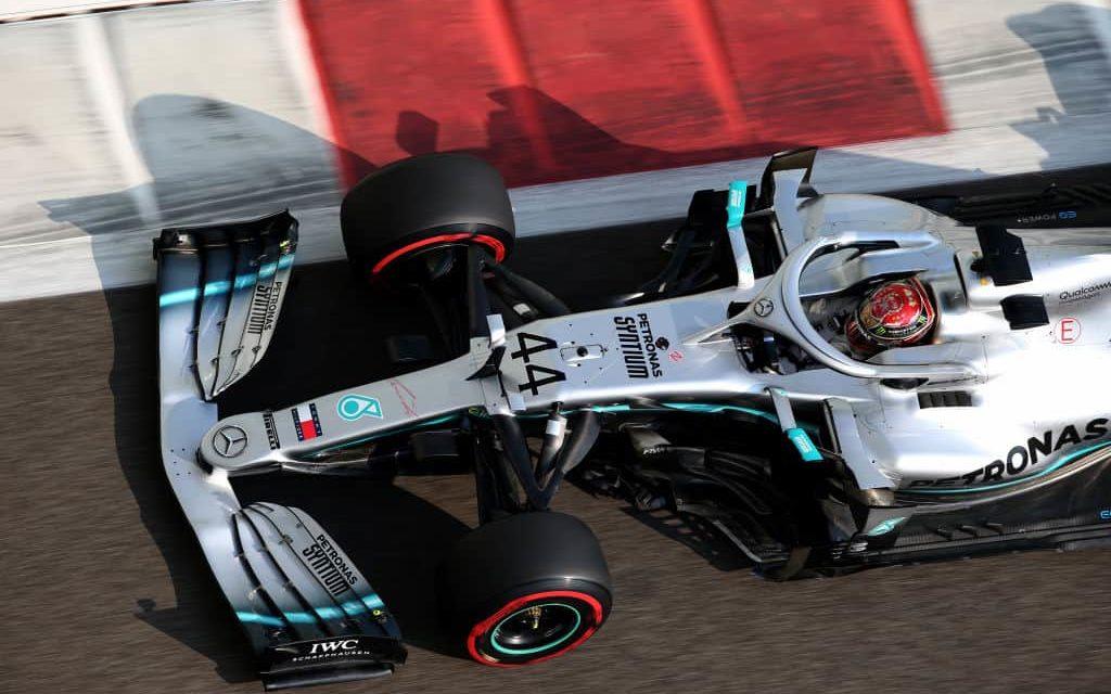 Hamilton non si ferma più! E' sua l'ultima pole stagionale ad Abu Dhabi