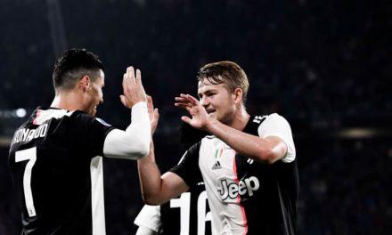 Il derby è ancora della Juventus: i bianconeri battono il Torino con un goal di De Ligt