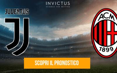 Juventus – Milan: analisi tattica, statistiche e pronostico