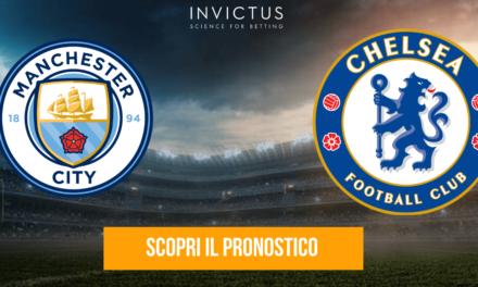 Manchester City – Chelsea: analisi tattica, statistiche e pronostico