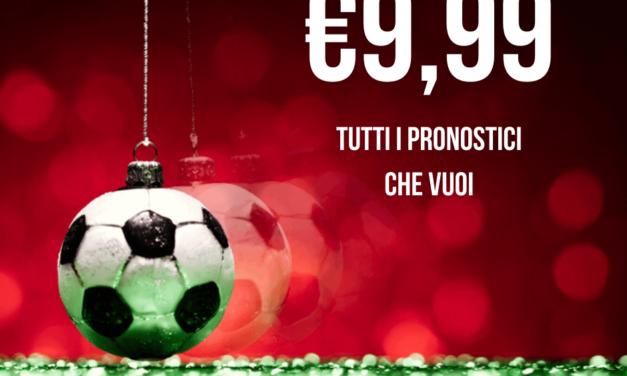 Natale non è finito: una settimana di Invictus a soli €9,99!