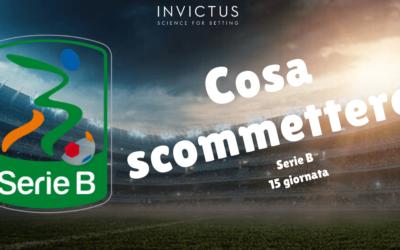 Pronostici Serie B: 15 giornata