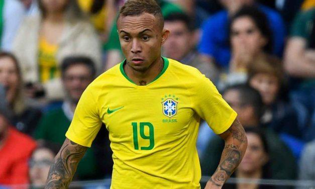 Milan: torna l'idea Everton Soares per la prossima stagione