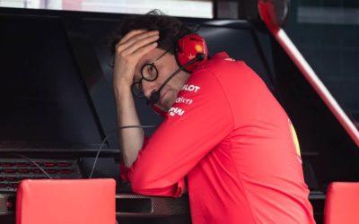 Ferrari multata ad Abu Dhabi: quantità di benzina irregolare sulla monoposto di Leclerc