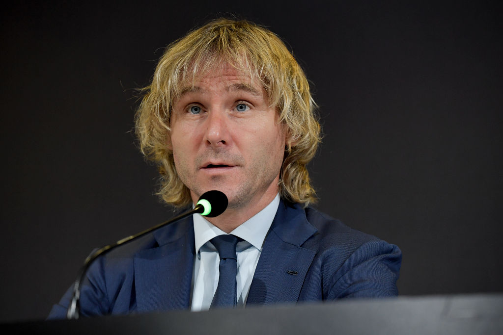 Nedved Champions League
