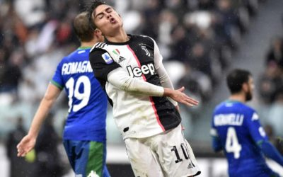 Un bellissimo Sassuolo ferma la Juventus! Finisce 2-2 all'Allianz Stadium