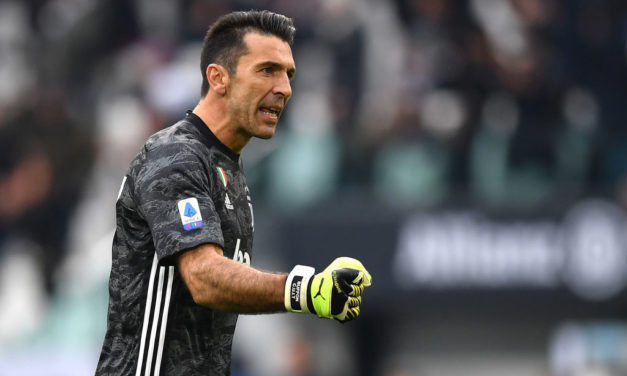 """Buffon: """"Un onore aver raggiunto Maldini. Ora voglio la Supercoppa"""""""
