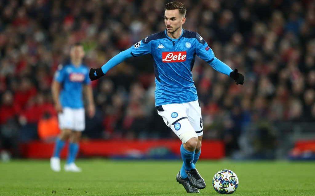 Napoli: il Real Madrid mette gli occhi su Fabian Ruiz