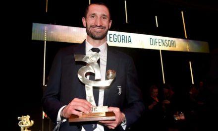 """Chiellini: """"Il Real Madrid impedì a Ronaldo di vincere il Pallone d'oro nel 2018"""""""