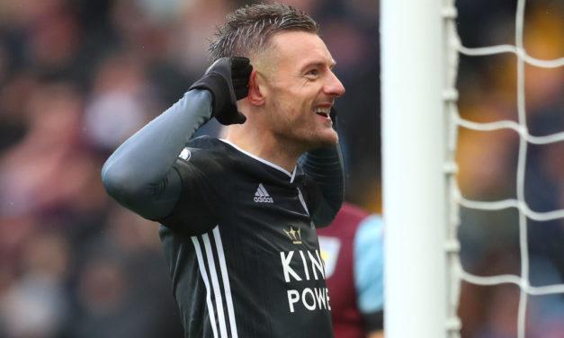 Il Leicester vive un altro sogno! 4-1 all'Aston villa e +6 dal Manchester City