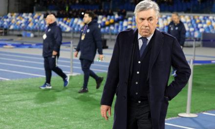 Carlo Ancelotti torna in Premier League