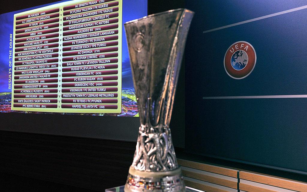 Sorteggio Europa League fortunato per le italiane: Inter con il Ludogorets, la Roma pesca il Gent