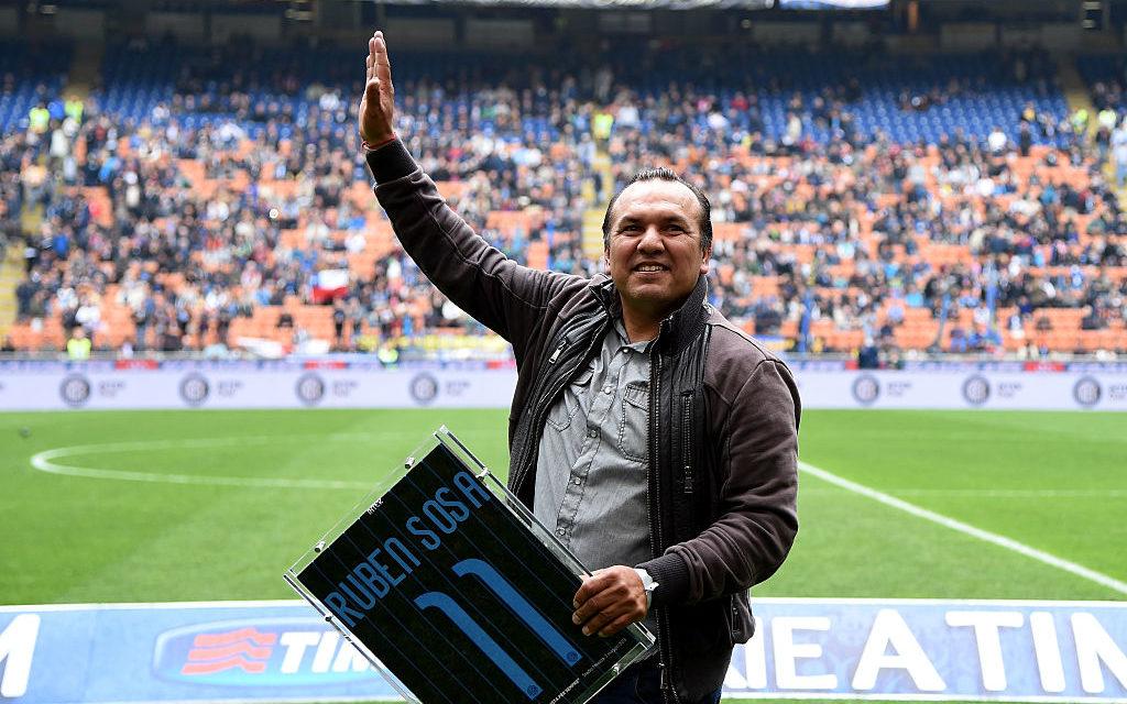 """Rubén Sosa: """"La Lazio deve credere nello scudetto. Inzaghi è grande, gioca un calcio bellissimo"""""""