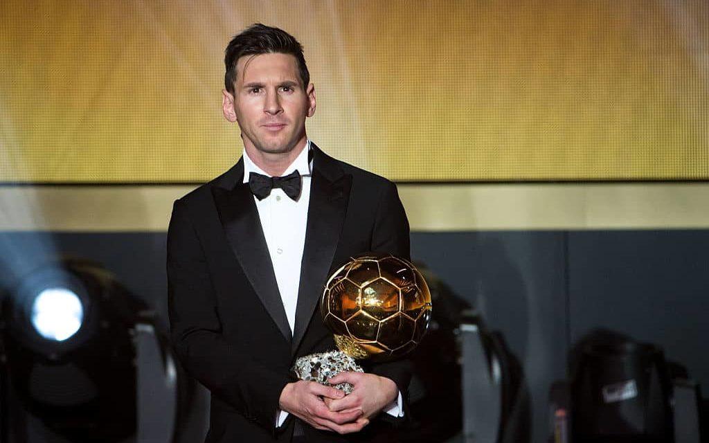 """Lionel Messi vince il suo sesto pallone d'oro: """"E' un onore, non avrei mai pensato di arrivare qui"""""""