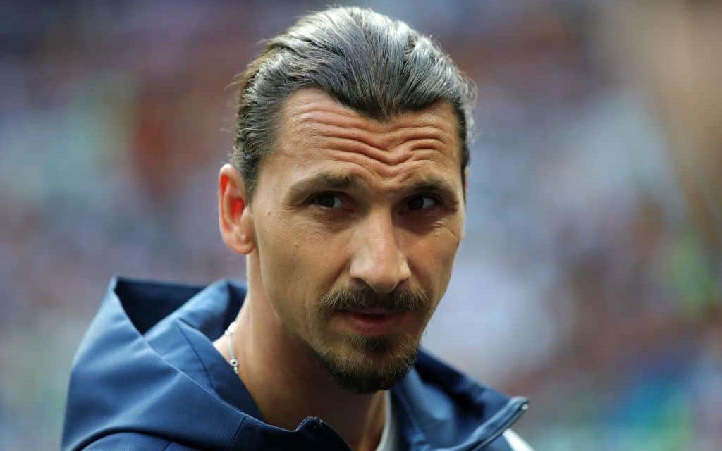 Dall'Inghilterra: Ibrahimovic ha rifiutato la Premier League, vuole solo il Milan