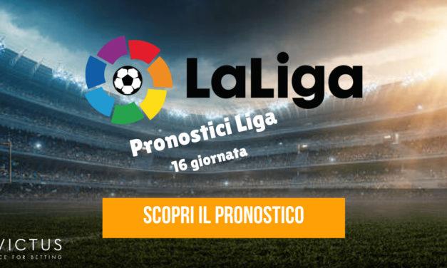 Pronostici Liga: 17 giornata
