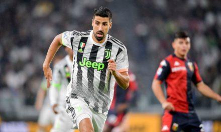 Juventus, guai per Khedira: operazione al ginocchio per il tedesco