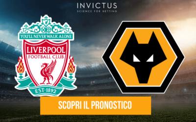 Liverpool – Wolverhampton: analisi tattica, statistiche e pronostico