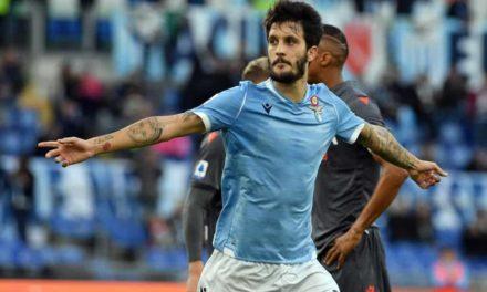 Luis Alberto rischia per la sfida contro la Juventus: affaticamento muscolare per il biancoceleste