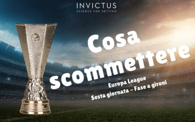 Pronostici Europa League: 6 turno