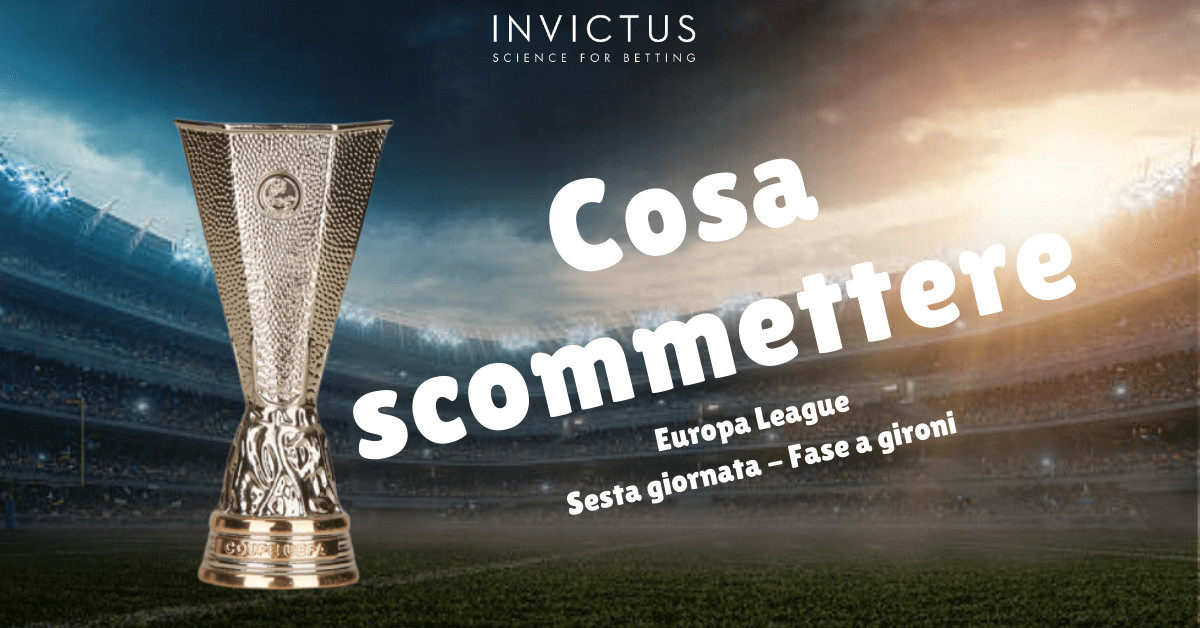 pronostici europa league 6 giornata