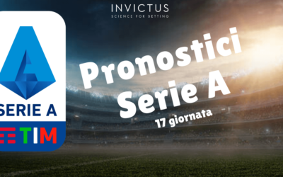 Pronostici Serie A: 17 giornata