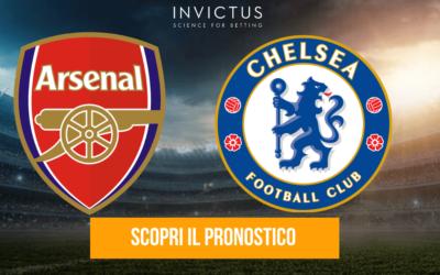 Arsenal – Chelsea: analisi tattica, statistiche e pronostico