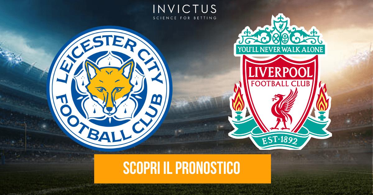 Leicester – Liverpool: analisi tattica, statistiche e pronostico