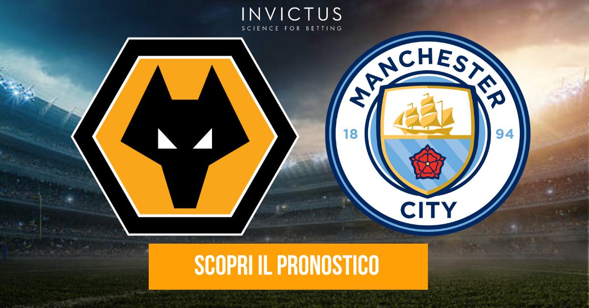 Wolverhampton – Manchester City: analisi tattica, statistiche e pronostico