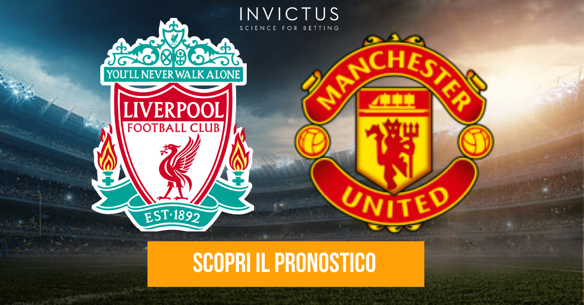 pronostico liverpool - manchester united