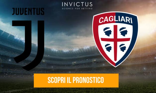 Juventus – Cagliari: analisi tattica, statistiche e pronostico
