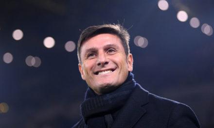 """Zanetti: """"Lautaro è felice di stare qui, avrà un grande futuro"""""""