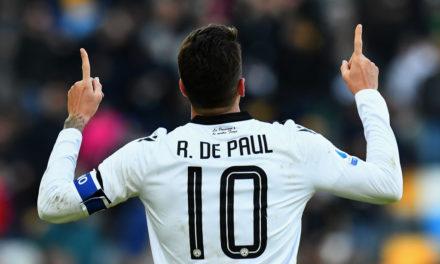 Calciomercato: il Milan propone lo scambio Piatek-De Paul. Politano verso il Napoli, Llorente all'Inter