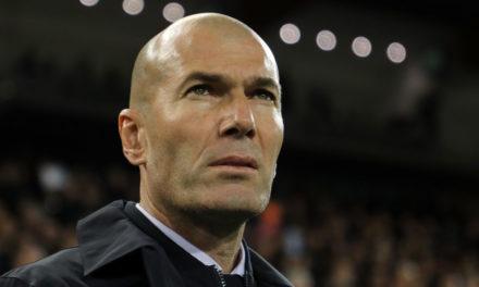 """Zidane: """"Dobbiamo migliorare nel 2020, a fine stagione ci giochiamo tutto"""""""