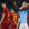 Roma e Lazio non si fanno male: finisce 1-1 il derby della Capitale