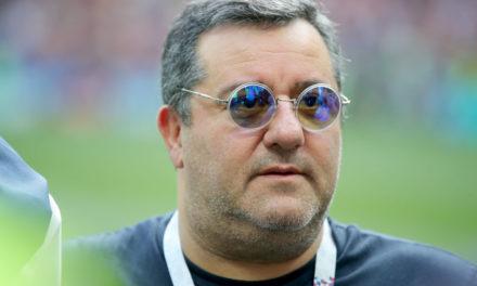 """Raiola: """"Il Barcellona ha trattato De Ligt come un formaggio, per Nedved invece è da Pallone d'oro"""""""
