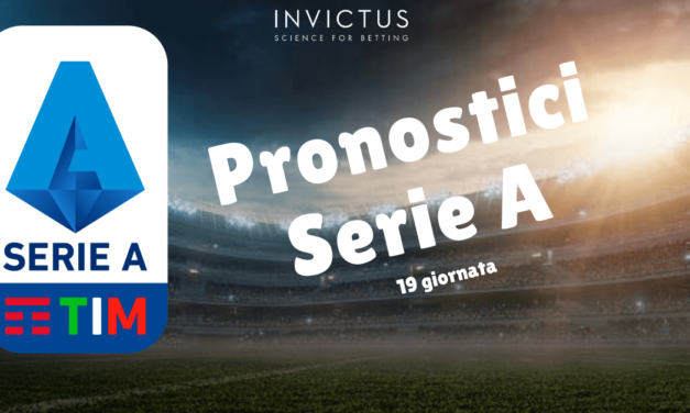 Pronostici Serie A: 19 giornata