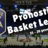 Pronostici Basket Lega A: 25 – 26 gennaio
