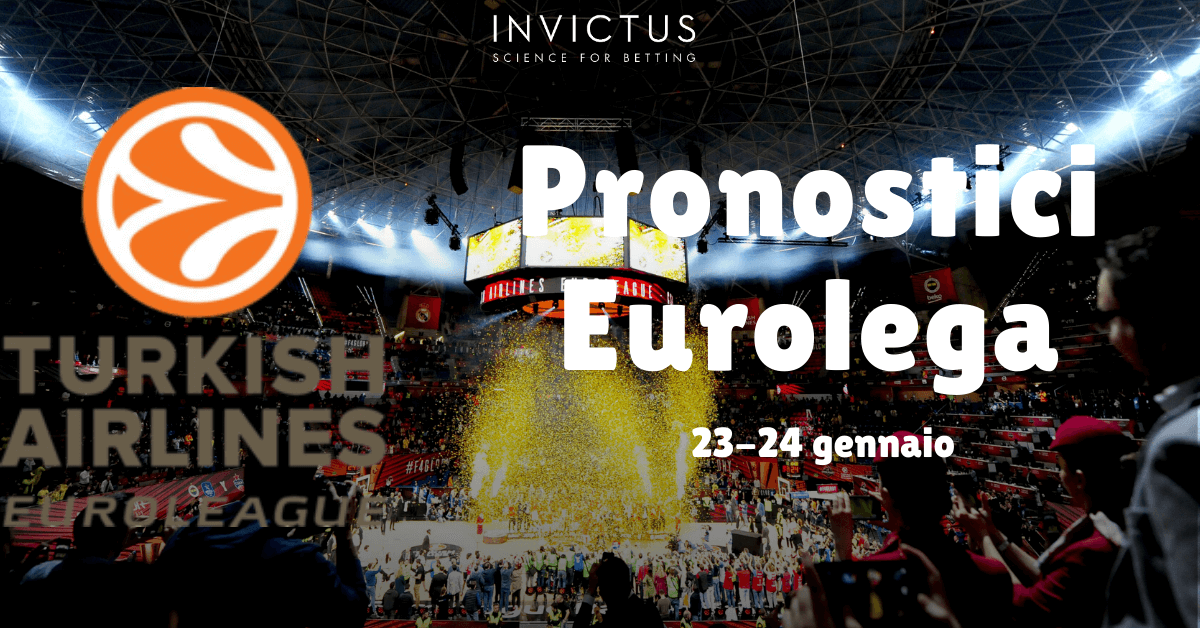 pronostici eurolega