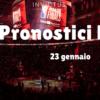 Pronostici NBA del 23 Gennaio