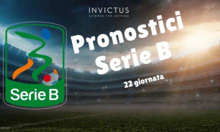 Pronostici Serie B: 31 Gennaio – 3 Febbraio